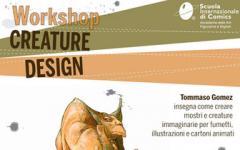 Creature Design alla Scuola Internazionale di Comics di Padova