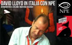 David Lloyd torna in Italia!