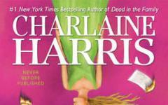 Charlaine Harris di nuovo prima in classifica