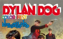 Dylan Dog Color Fest: un viaggio nell'Altroquando!