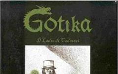 Terzo volume della collana Gotika