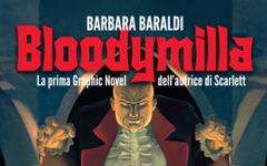 Blodymilla a Lucca Comics & Games
