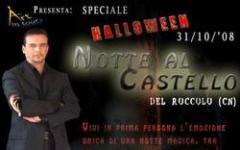 Halloween al Castello del Roccolo con Maurizio Bonfiglio di Presenze 3