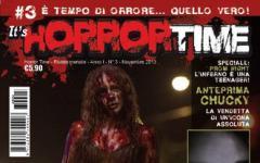 Horror Time 3 in edicola