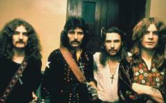 I Black Sabbath al Gods of Metal