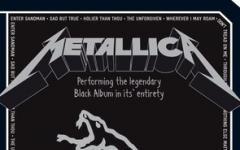 Metallica: il Black Album tour arriva in Italia