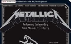 I Machine Head sul palco con i Metallica