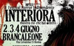 """II Edizione del Festival Horror Indipendente """"INTERIORA"""""""