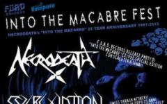 """Into the macabre"" Fest"
