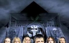 Niente Italia per gli Iron Maiden