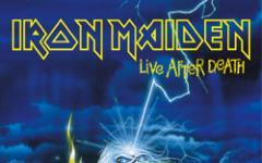 A febbraio il doppio DVD di Live After Death