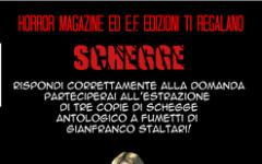Horror Magazine ti regala Schegge!
