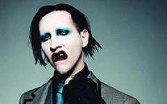 Marilyn Manson: la mia arte si chiama orripilazione