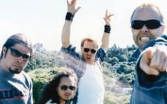 Metallica: video première