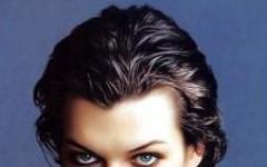 La Dark Lady della settimana: Milla Jovovich