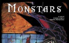 E' uscito il secondo volume di Monstars