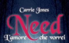 Need.  L'amore che vorrei