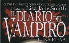 Luna piena. Il diario del vampiro