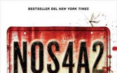 In arrivo NOS4A2