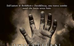 """Horror Magazine e Delos Books regalano una copia omaggio della """"Notte degli zombie"""" di Jonathan Maberry."""