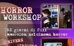 Horror Workshop, corso di cinema dell'orrore a Roma