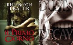 """L'Horror Writers Association consiglia """"Dust&Decay"""" e """"Il primo giorno"""""""