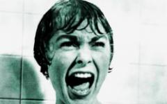 Psycho si veste di Blu per il suo 50 °Anniversario