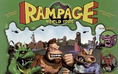 Rampage, dalla Nintendo al grande schermo