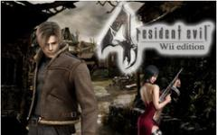 Doppio fiume di sangue su Wii con Resident evil
