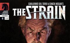 Il ritorno di The Strain a fumetti