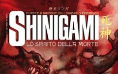 Shinigami 2 in edicola!