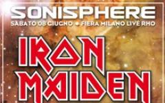 Iron Maiden - Sonisphere 2013: svelate le altre band!