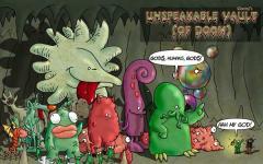 Goomi's Unspeakable Vault (of Doom): la satira dei Grandi Antichi
