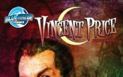 Vincent Price in Graphic Novel
