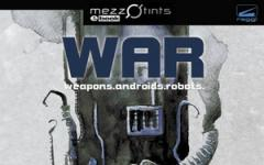 Mezzotints Ebook lancia WAR - Wapons. Androids. Robots, di Dario Tonani