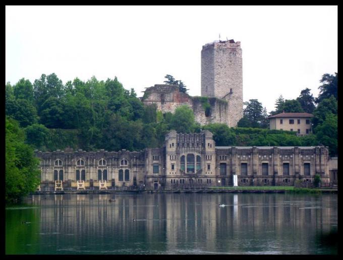 Castello di Trezzo sull'Adda