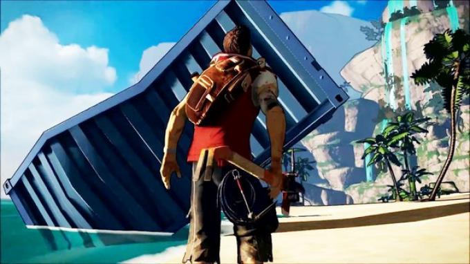 Uno screenshot di Escape Dead Island