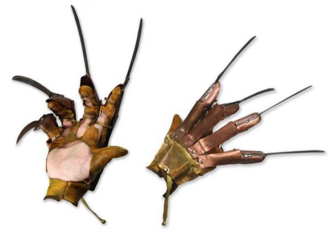 Il guanto di Freddy Krueger messo in palio da Thrauma.it