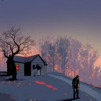 Outcast: il primo volume a colori