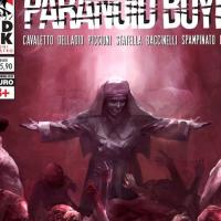 Paranoid boyd n. 3: Il Cavaliere Triste