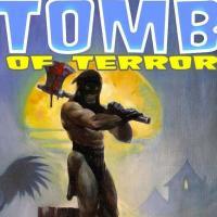 Bloke's Terrible Tomb of Terror – Edizione spillata vol.1