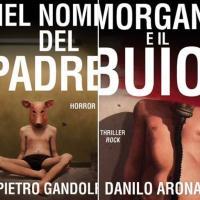 In libreria i nuovi romanzi di Gandolfi e Arona