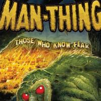 R.L. Stine scriverà una serie di Man-Thing per Marvel Comics