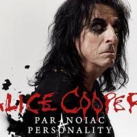Paranoiac Personality: il nuovo singolo di Alice Cooper
