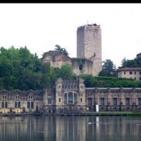 Freschi luoghi infestati: Il Castello di Trezzo sull'Adda