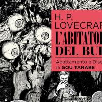 "J-POP Manga presenta ""L'abitatore del Buio"" di H.P.  Lovecraft"