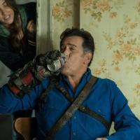 Ash vs Evil Dead: nuove immagini dal set