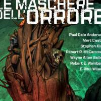 "Cut-Up Publishing presenta ""Le maschere dell'orrore""  di Stephen King e altri autori"
