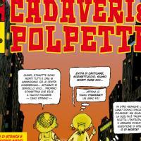 Cadaveri e polpette: il nuovo fumetto di Paolo Di Orazio