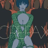 Crepax: Dracula e Frankenstein incontrano Valentina